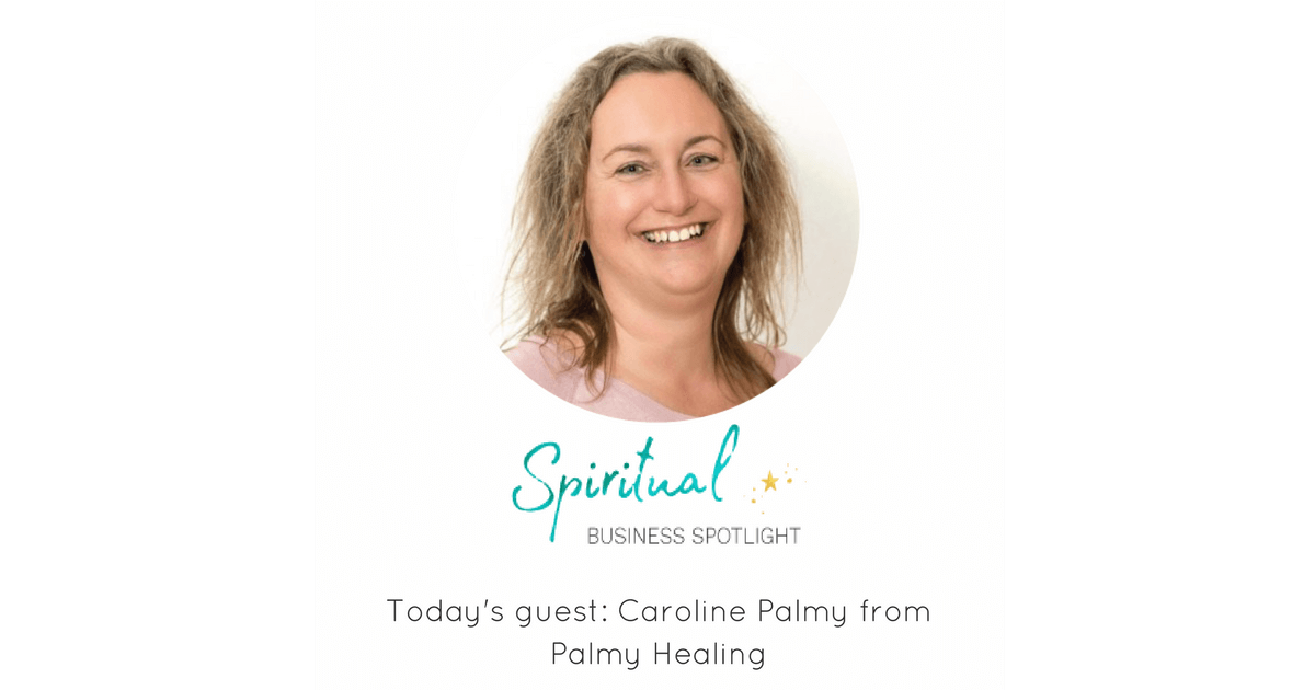 Spotlight interview Caroline Palmy