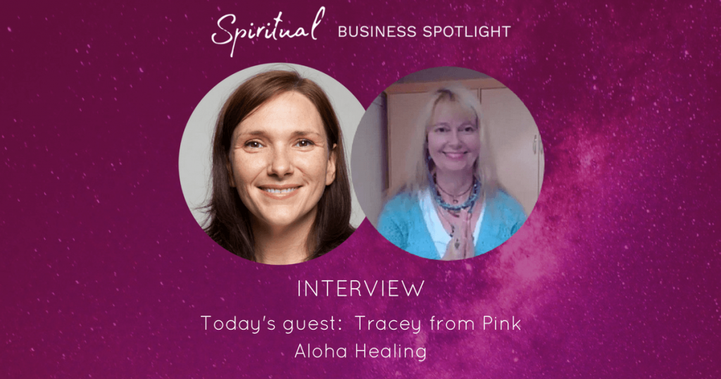 interview Tracey Pink Aloha