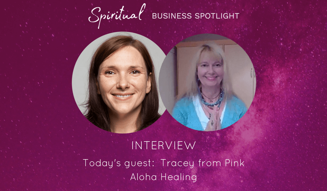 Interview with Pink Bella Aloha Therapy