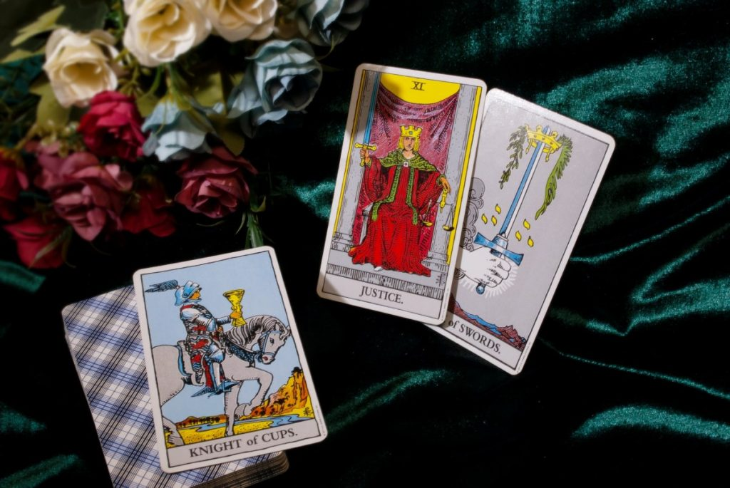 Tarot readings can help you connect to your spirit.