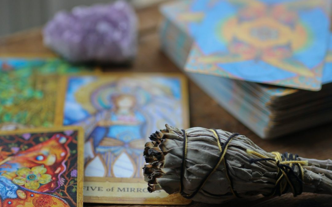 How To Cleanse Your New Tarot Deck
