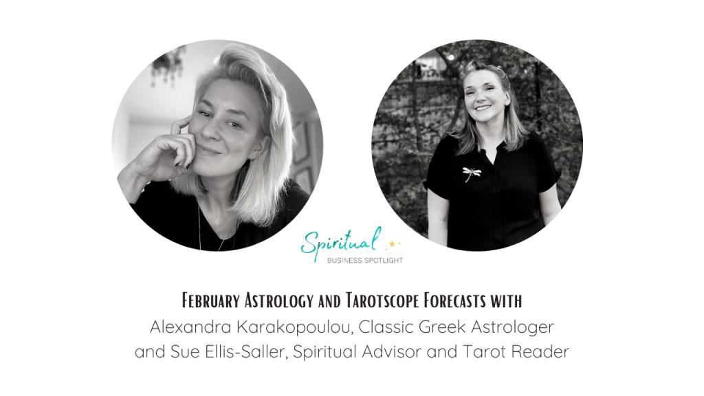 Alexandra Karakopoulou and Sue Ellis-Saller 2021 Forecast