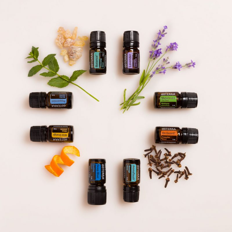 Essential Oils and their sources