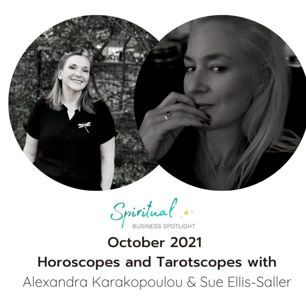 October 2021 Horoscopes and Tarot Scopes